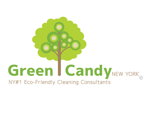green cady logo Logo Design Process of Green Candy