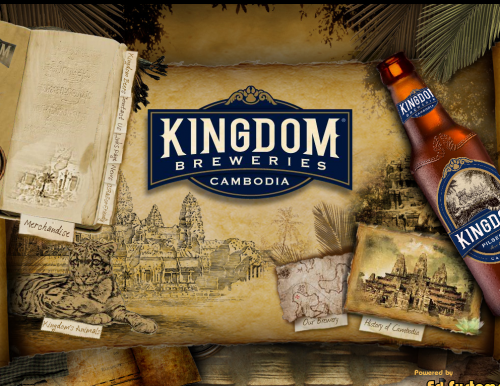 kingdombreweries 500x386 31 Creative Beer Based Websites