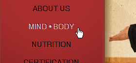 pilateselpaso1 55 Wonderful CSS Navigation Menu Designs