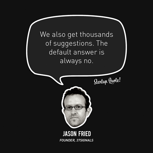 how to start a startup quote
