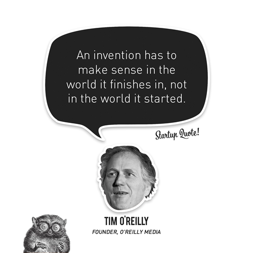 tumblr la3u7tpxfo1qz6pqio1 5001 50 Inspiring Entrepreneur Startup Quotes