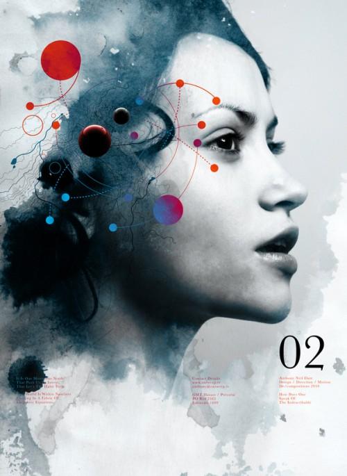 0cffa8e5da53fecb6de8fe53ff7c32f71 500x685 40 Tasteful Print Poster Designs