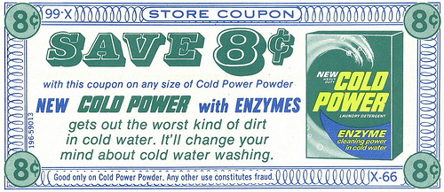 2985392151 b5ffa3bb711 45 Classy Examples of Vintage Coupon Designs
