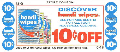 3088407328 a1cd1ab1d01 45 Classy Examples of Vintage Coupon Designs