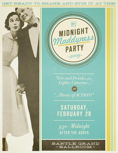 3220856250 38856b41ee1 40 Tasteful Print Poster Designs