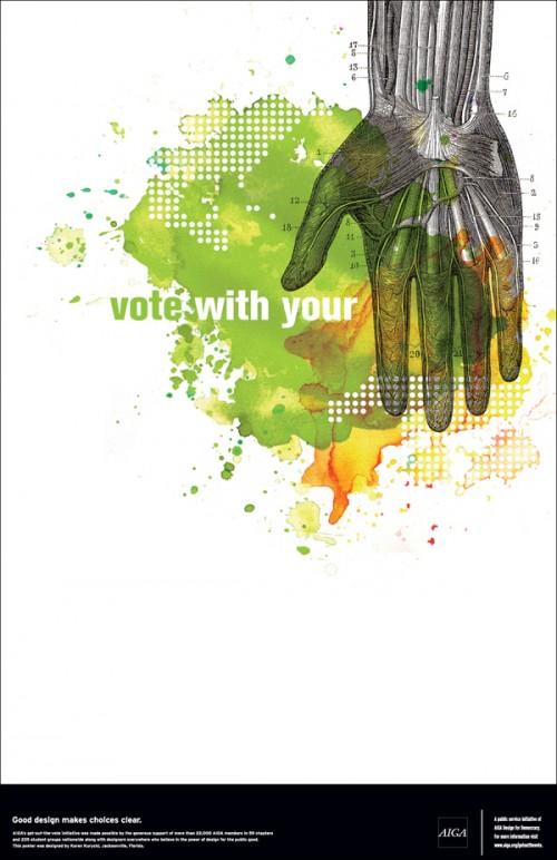 5316012077471061 500x772 40 Tasteful Print Poster Designs
