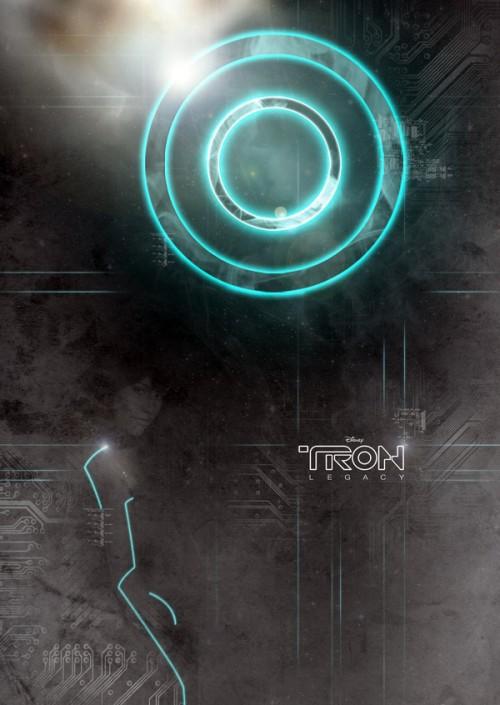 747feafaedfd29d961739b3f78b600ee1 500x705 20 Outstanding Tron Legacy Fan Artworks
