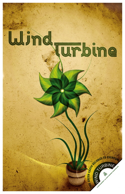 7497212232836981 500x772 40 Tasteful Print Poster Designs