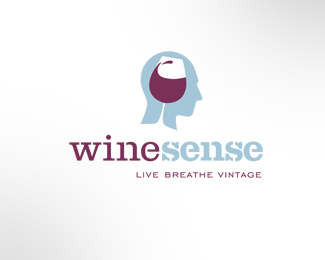 7c0ffef014a7c9cb9a52752805a595691 40 Amazing Wine Based Logo Designs