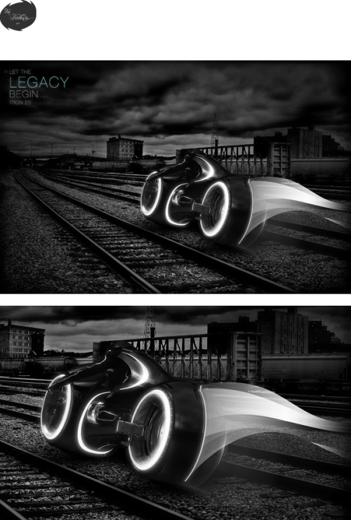 7dd585194832b2da6010268cf6505ff51 500x740 20 Outstanding Tron Legacy Fan Artworks