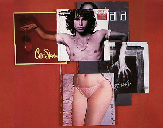 Christian Marclay Body Mix 021 10 Creative Album Cover Collage Artworks