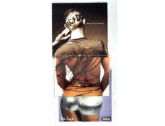 Christian Marclay Body Mix 051 10 Creative Album Cover Collage Artworks