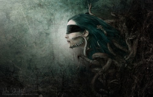 Death of Humanity by MoOnshine901 500x318 50 Stunning Examples of Photo Manipulation