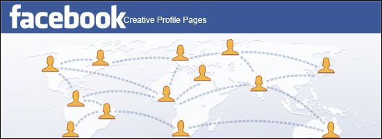 Facebook-Creative-profile-pages