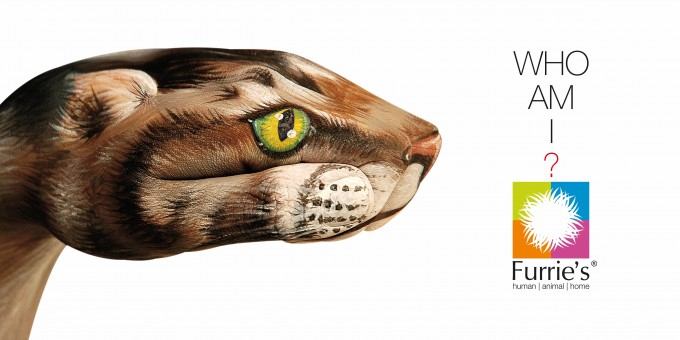 Furries Cat 680x3401 30 Incredible Hand Paintings by Guido Daniele