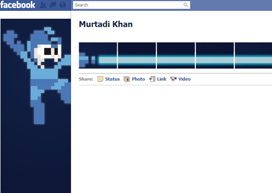 Murtadi Khan 25+ Examples of New Creative Facebook Profile Pages