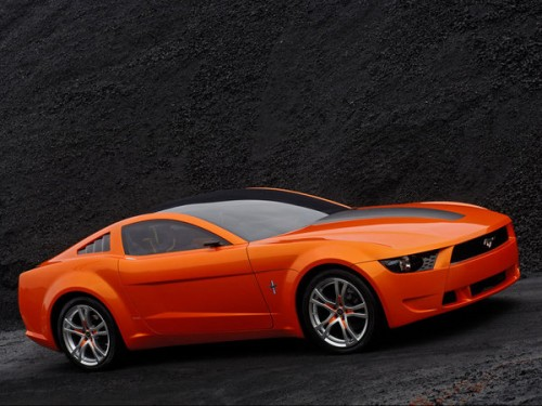 Mustang Concept