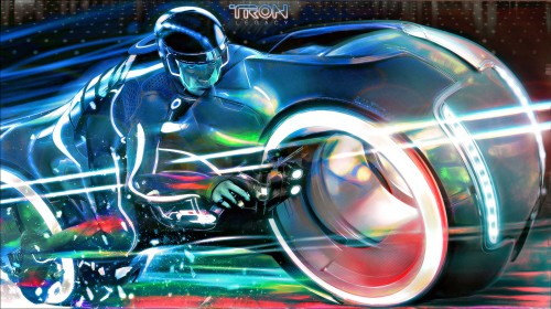 TRON Legacy by jlluesma1 500x280 20 Outstanding Tron Legacy Fan Artworks