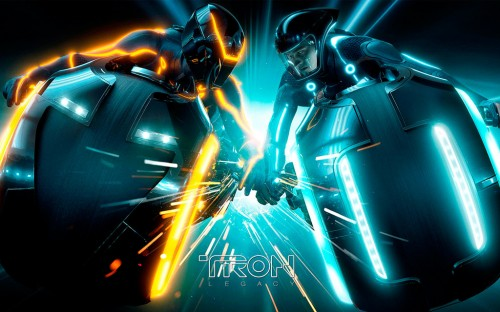 Tron Legacy by rehsup1 500x312 20 Outstanding Tron Legacy Fan Artworks