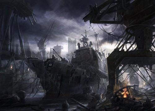 apocalypse 151 500x360 45 Impressive Apocalyptic Artworks