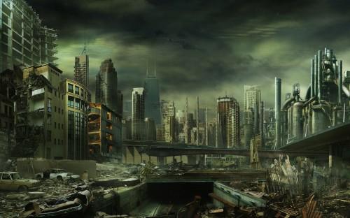 apocalypse 291 500x312 45 Impressive Apocalyptic Artworks