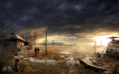 apocalypse 541 500x312 45 Impressive Apocalyptic Artworks