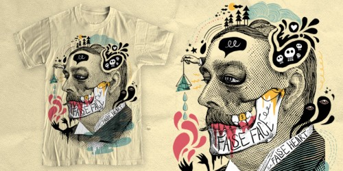 emptees12 500x250 45 Amazingly Creative T Shirt Designs