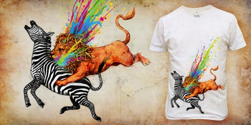 emptees5 500x250 45 Amazingly Creative T Shirt Designs