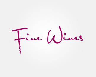 picture126771174758981 40 Amazing Wine Based Logo Designs