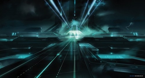 tron legacy concept art 10 1024x5521 500x269 20 Outstanding Tron Legacy Fan Artworks