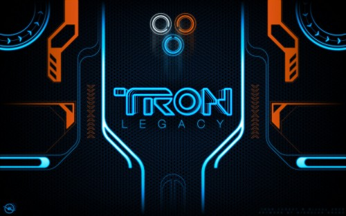 tron legacy by cow41087 d33p0dz1 500x312 20 Outstanding Tron Legacy Fan Artworks
