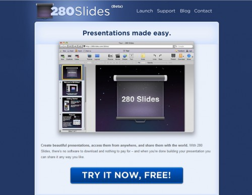280 Slides 500x387 35 Beautiful Mac App Web Designs