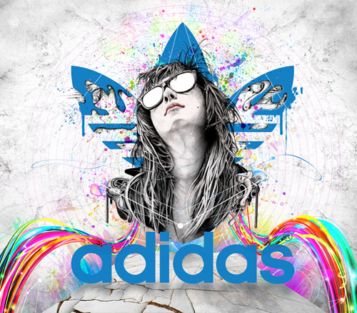 Adidas+Joia 31 Spectacular Examples of Adidas Artworks & Commercials