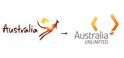 AustraliaUlimited 60 Recently Redesigned Corporate Identities