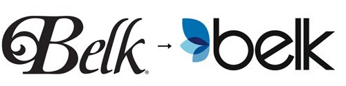 Belk 60 Recently Redesigned Corporate Identities
