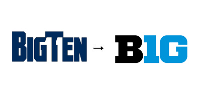 Big10 60 Recently Redesigned Corporate Identities