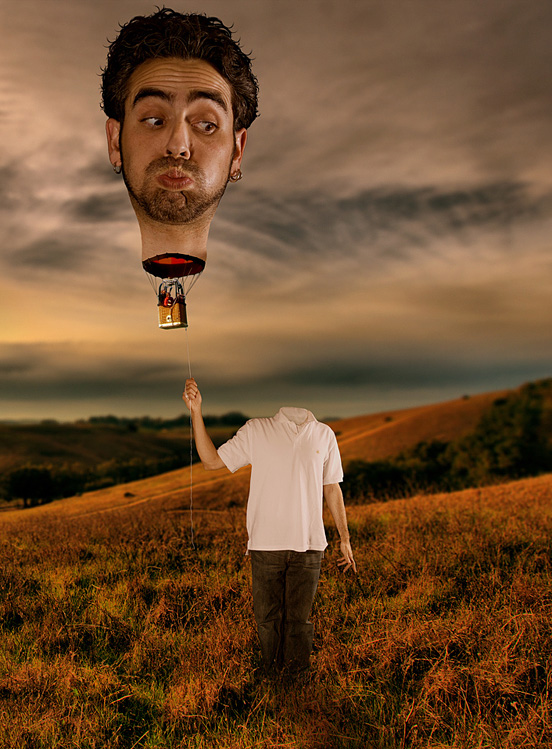 Full of Hot Air l1 40 Visionary Examples of Creative Photography #4