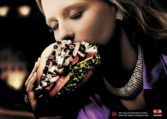 Hamburger l1 40 Visionary Examples of Creative Photography #4