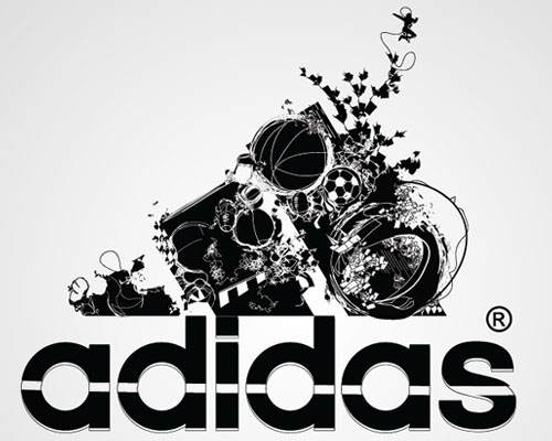 KDU x Adidas 31 Spectacular Examples of Adidas Artworks & Commercials