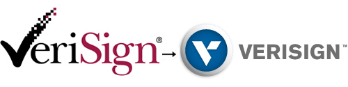 Verisign 60 Recently Redesigned Corporate Identities