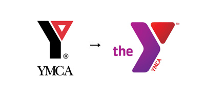 YMCA 60 Recently Redesigned Corporate Identities