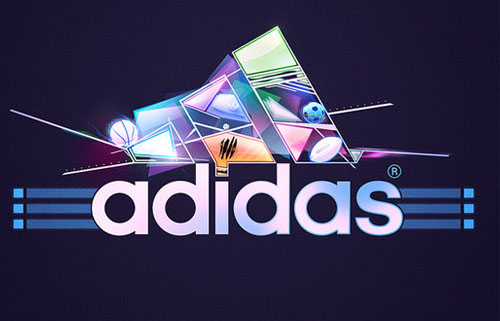 adidas7 31 Spectacular Examples of Adidas Artworks & Commercials