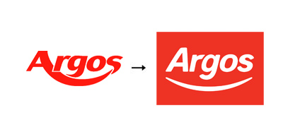 argos 60 Recently Redesigned Corporate Identities