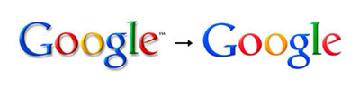 google1 60 Recently Redesigned Corporate Identities