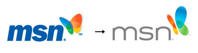 msn1 60 Recently Redesigned Corporate Identities