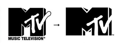 mtv1 60 Recently Redesigned Corporate Identities