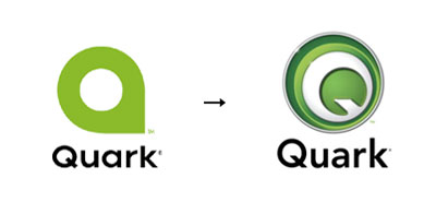 quark1 60 Recently Redesigned Corporate Identities