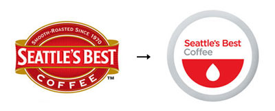seattlesbestcoffee1 60 Recently Redesigned Corporate Identities