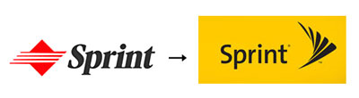 sprint1 60 Recently Redesigned Corporate Identities