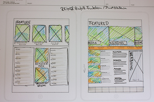 4575190482 751d1d26741 25 Examples of Wireframes and Mockups Sketches